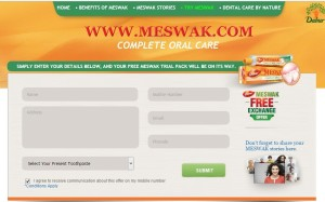 Free Dabur Products